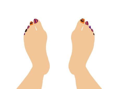 Foot nail 3