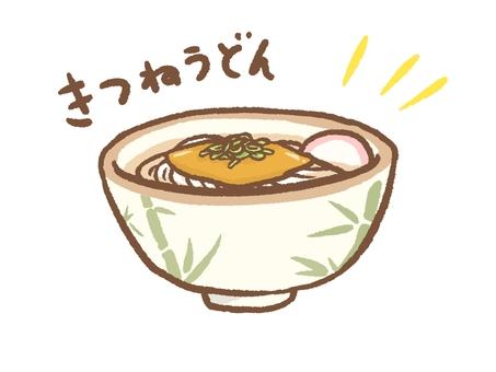 麵條用油炸豆腐