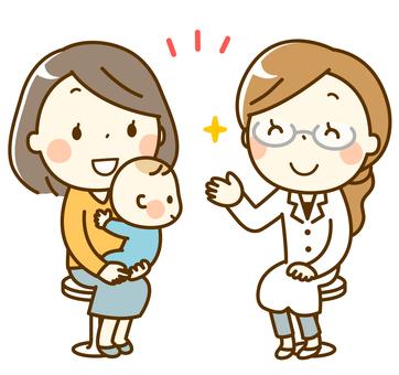 乳児検診 診察