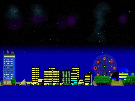 "Town light 05 ""Ferris wheel added"""