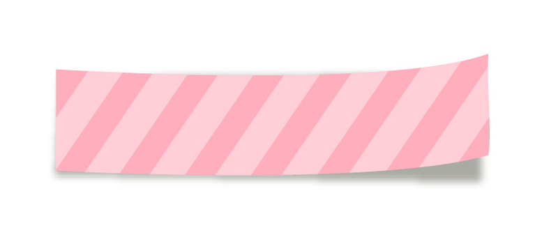 Masking tape <Pink>