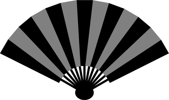 Folding fan - 001