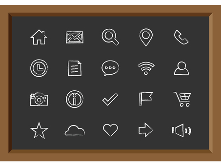 Icon set (board)