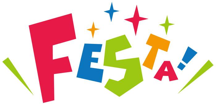 FESTA ☆ Festa ☆ POP logo