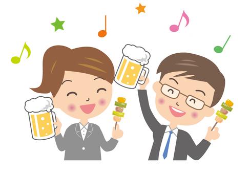 맥주로 건배 2