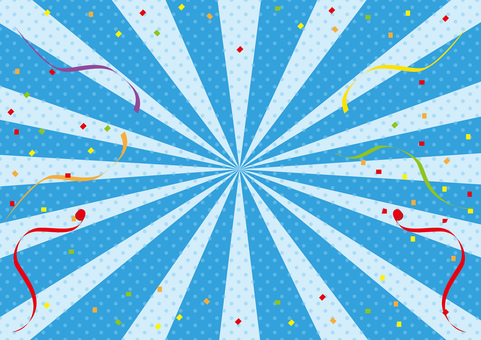 Radial _ dot _ blue 1997