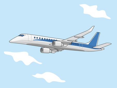 Passenger aircraft (minicomputer) 3