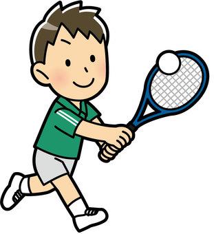 Soft tennis department