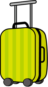 Suitcase (Green)