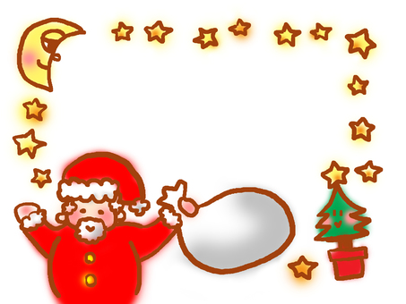 Santa's card