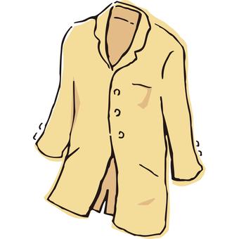Clothes coat