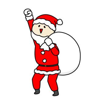 聖誕老人的激勵