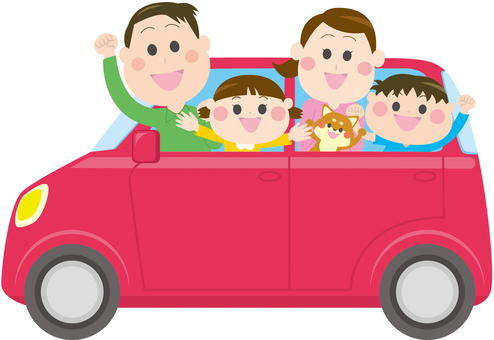 Family to drive