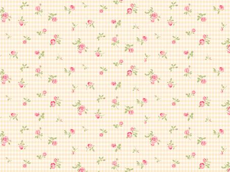 Roses textile 014