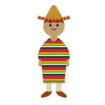 멕시코 남성