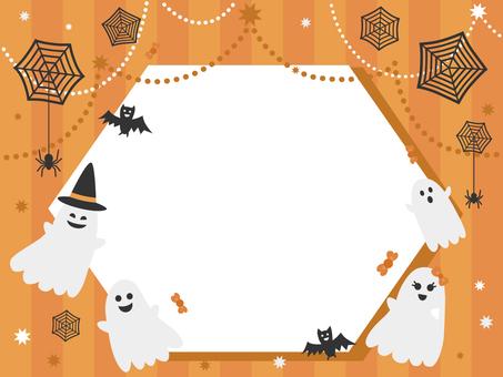 Halloween frame 04