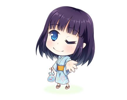 Yukata (A)