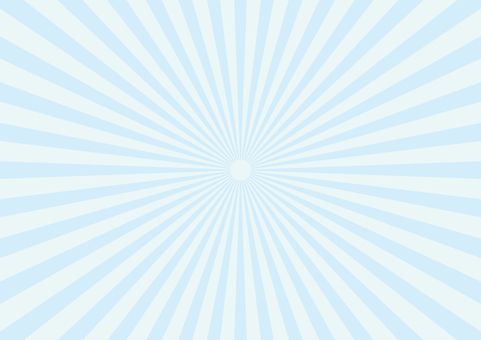 Pastel Radiation Blue Blue