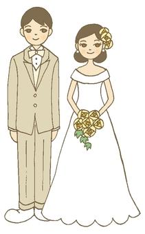 Years ⑧ marriage (tea)