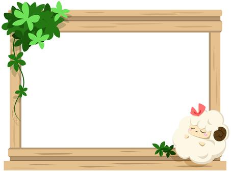 Sheep's frame
