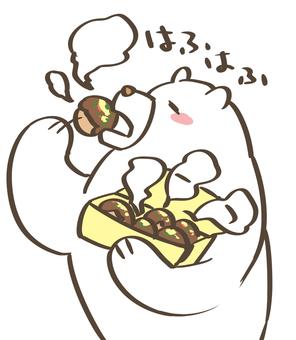 Takoyaki good
