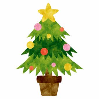 Christmas / Christmas tree