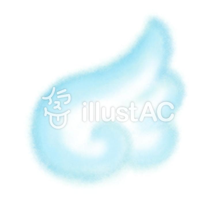 可愛い天使の翼イラスト No 105573無料イラストならイラストac