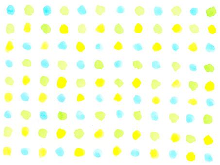 Modern polka dots 3