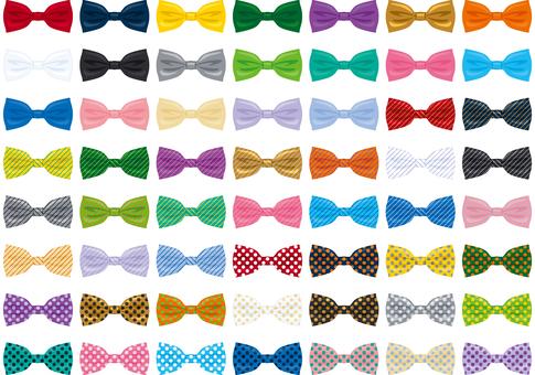 Bow tie set bow tie