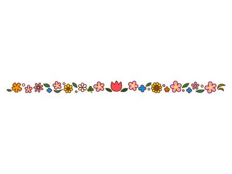 ライン(花)