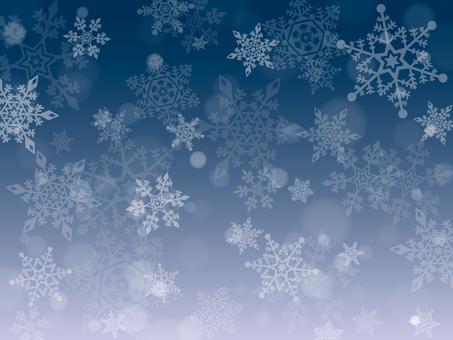 Snow scene 4