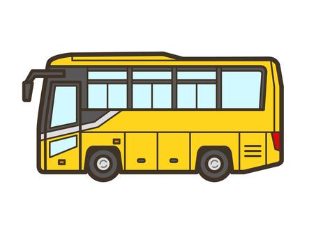 Sightseeing bus_Highway bus 2
