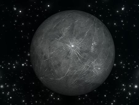 Universe wallpaper puzzles Mercury ①