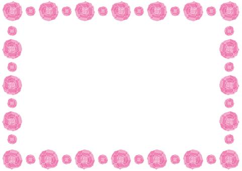 Frame - Rose - Pink