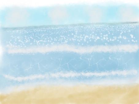 Sea and air
