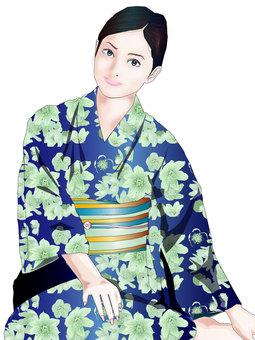 Yukata female 11