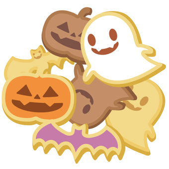 Halloween Cookie 7