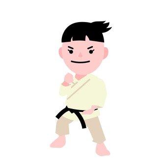 Karate women