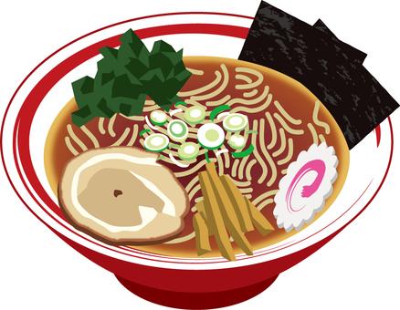 拉麺 醤油 単品1