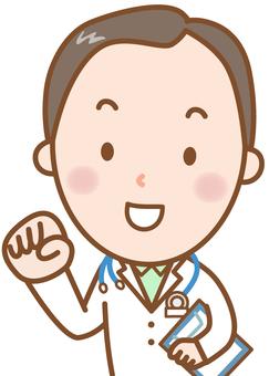Doctor male: Gambaru