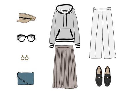 Casual Fashion Item 01