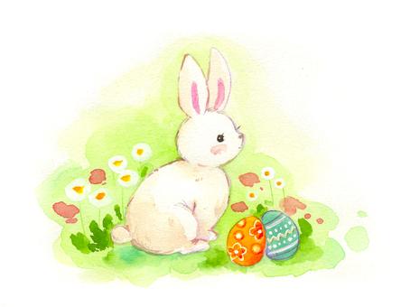 토끼 부활절 01