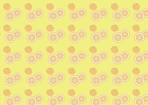 橘子背景3