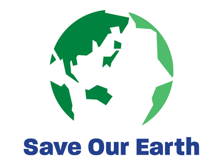 地球の環境を守るイメージ
