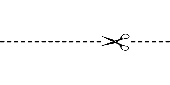cutoff line 1-1