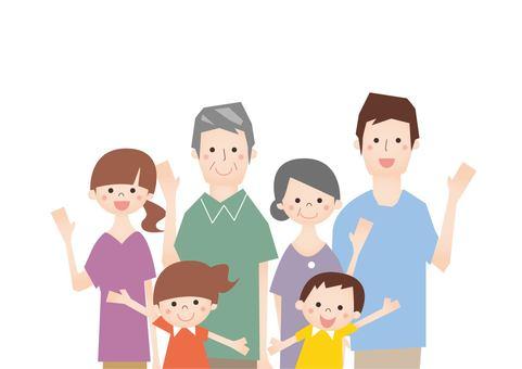 20160717 Summer family 1 white