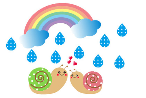 Love Love Snail