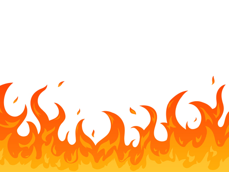 Flame_background_illustration