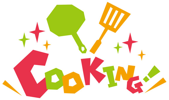 COOKING ☆ Cooking ☆ logo