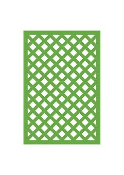 Fence (green)